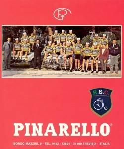 RSC Catalogo PINARELLO 1982 - Page 01