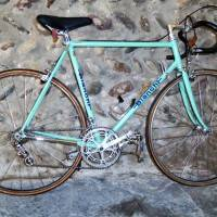 bianchi specialissima superleggera super record mavic ssc