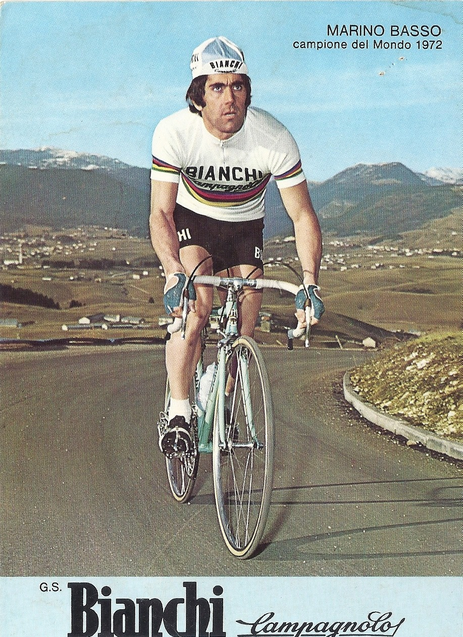 Marino Basso Bianchi Campagnolo