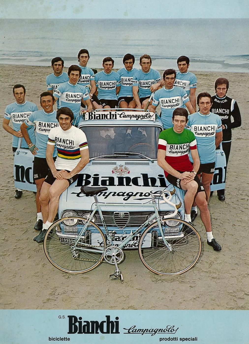 Bianchi Campagnolo 1973