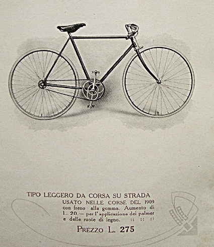Bianchi D1 1909