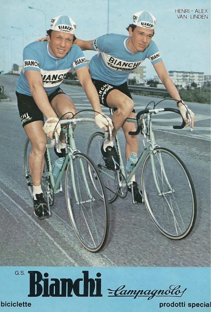 Henri e Alex Van Linden