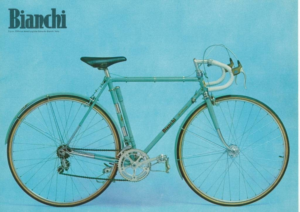 Bianchi Specialissima 1961