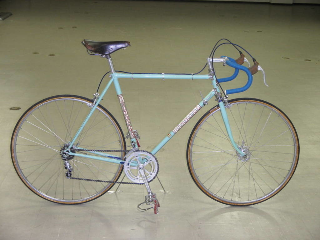 Bianchi Special 1966