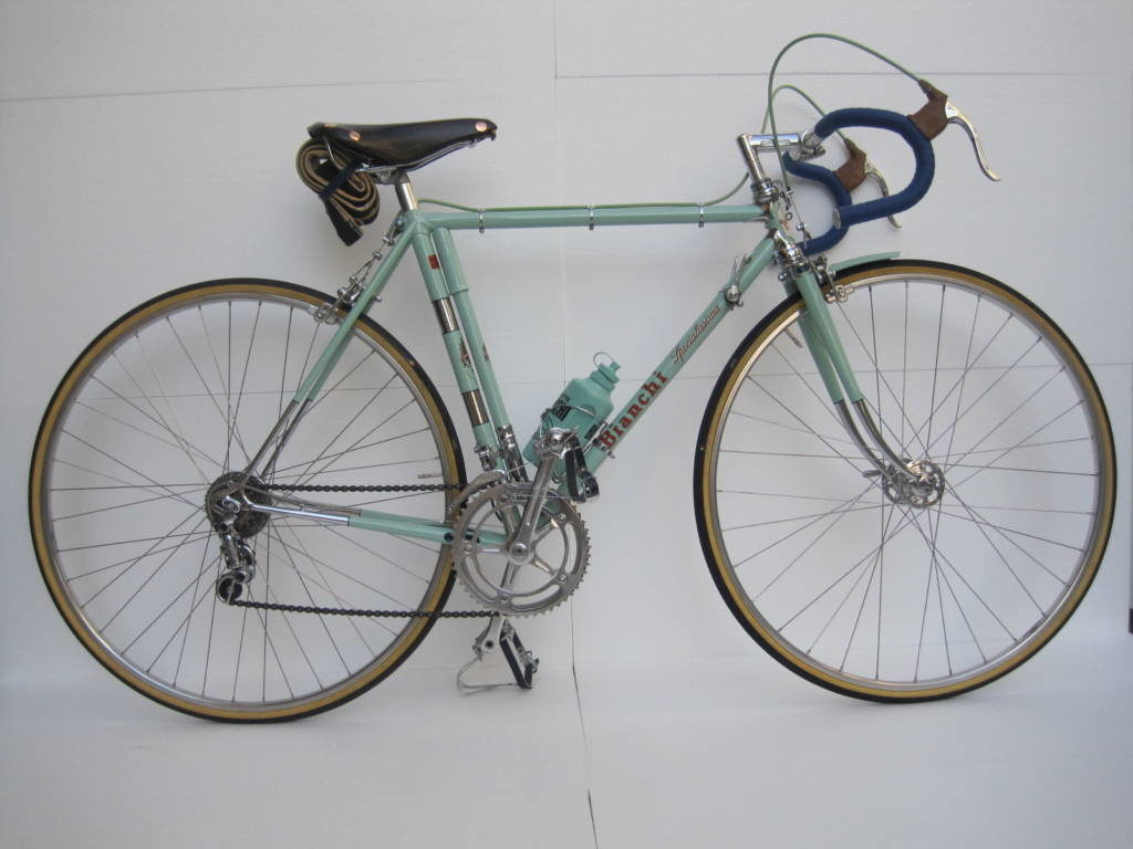 Bianchi Specialissima 1963