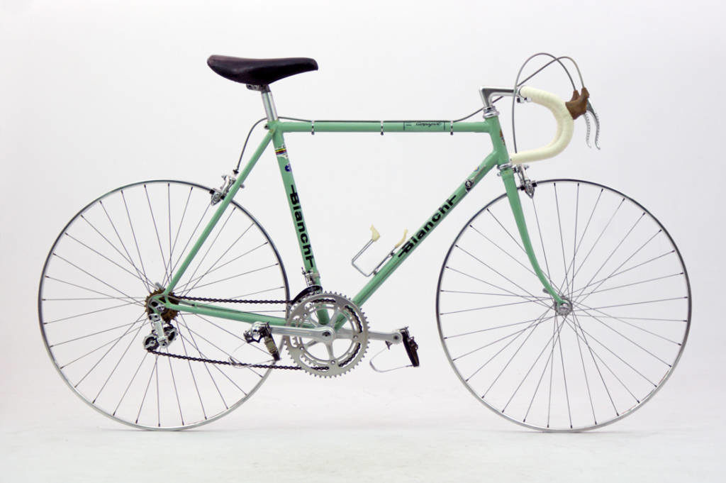 Bianchi Specialissima professionale 1975