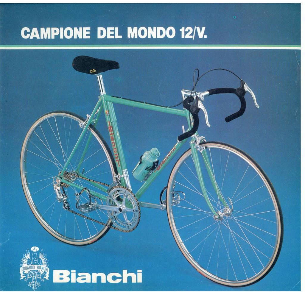 Catalogo 1980 Campione del Mondo 12v