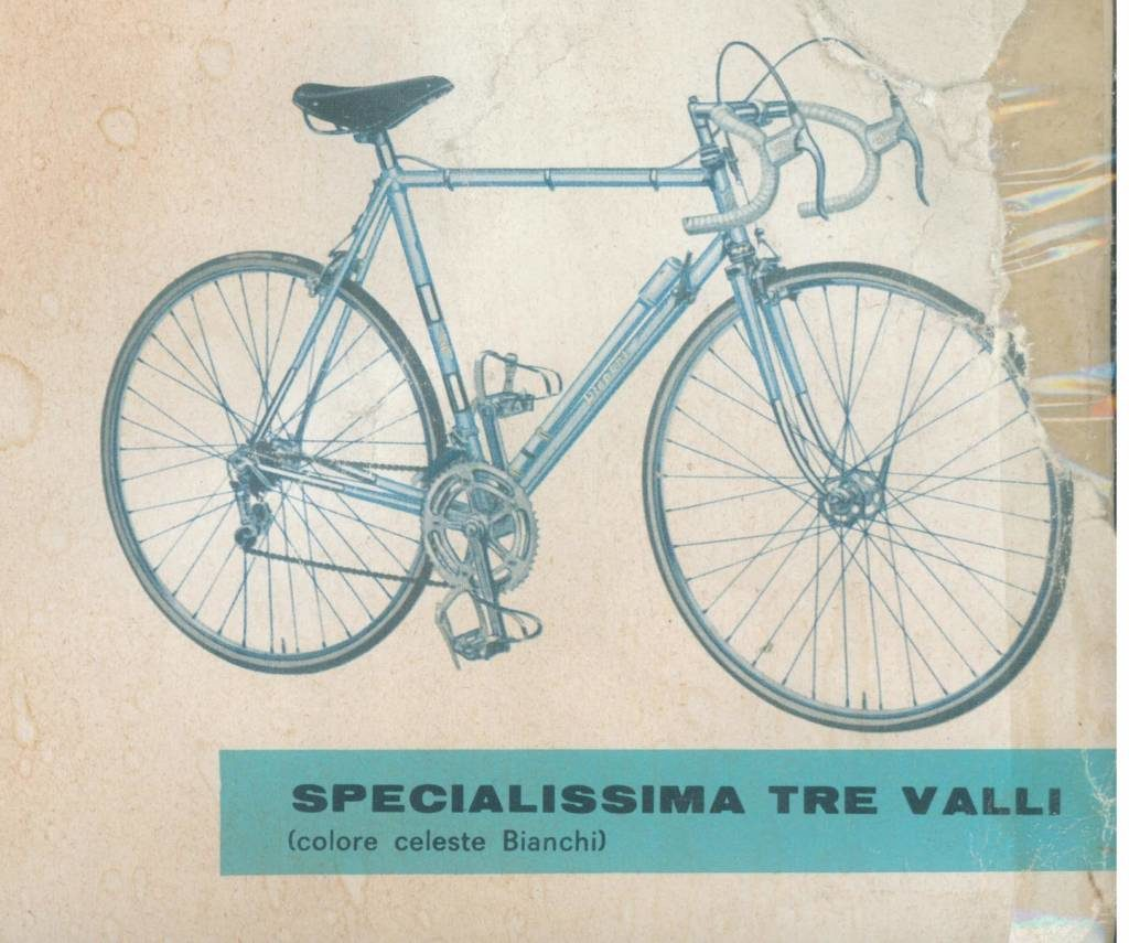 Bianchi Specialissima 1960