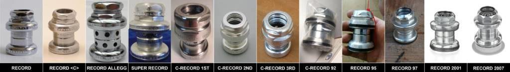 Serie sterzo Campagnolo Record