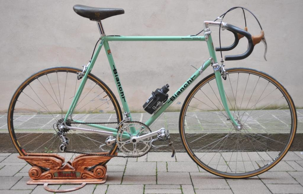 Bianchi Special Elaborated by Drali